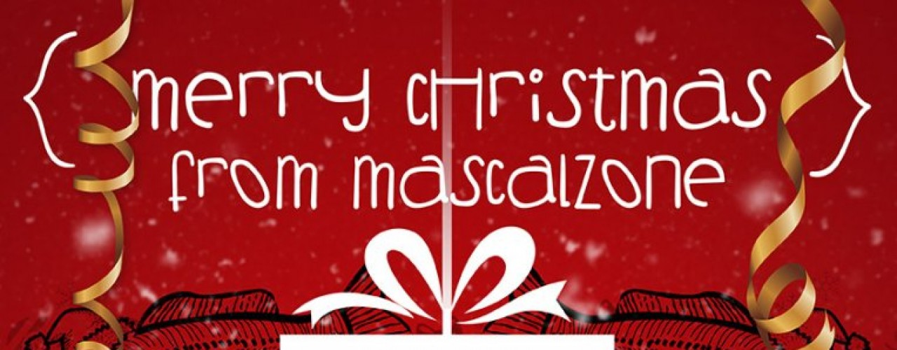 Merry Christmas from Mascalzone